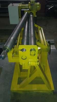 Вальцы электромеханические 1300 х 2 мм