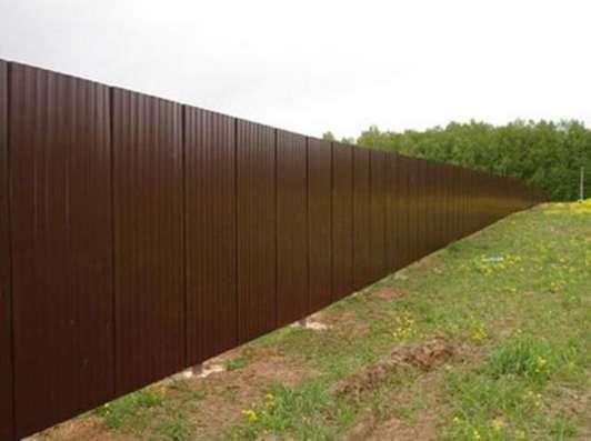 Заборы калитки ворота в Курске Фото 2