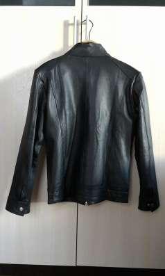 Куртка кожанная в Тобольске Фото 2