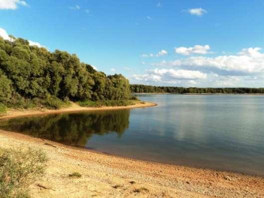 Участок 8 соток на Можайском водохранилище в СНТ «Яблонька», д. Красновидово.