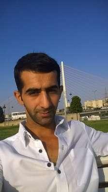 Gunduz, 30 лет, хочет познакомиться