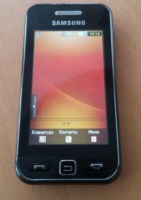 Телефон Samsung GT-S5230 в Москве Фото 1