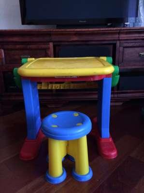 Стол детский мольто