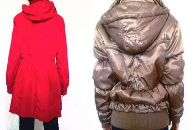 Куртка и плащ