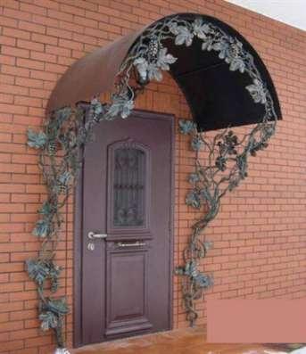 ворота,перила,калитки,заборы,козырьки в г. Белореченск Фото 4