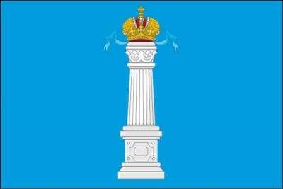 Флаг Ульяновской области, шелк,90*135см
