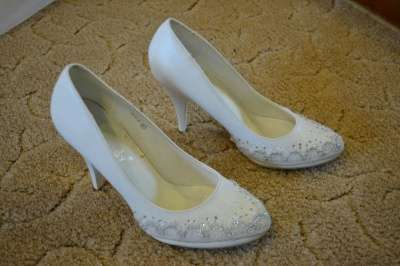 свадебное болеро, туфли в Сыктывкаре Фото 1