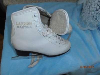 коньки LARSEN MARTINA размер 36