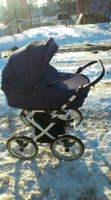 детскую коляску Lonex Carrozza Collection в Челябинске Фото 2