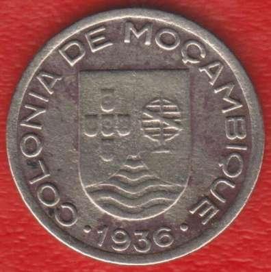 Мозамбик Португальский 50 сентаво 1936 г