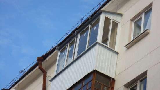 Остекление на балкон