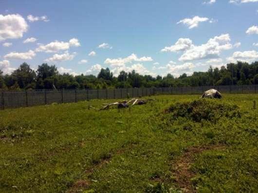 Продается земельный участок 25 соток в д. Тропарево, Можайский р-он,109 км от МКАД по Минскому шоссе.