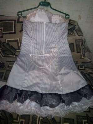 Платье выпускное красивое в г. Саров Фото 1