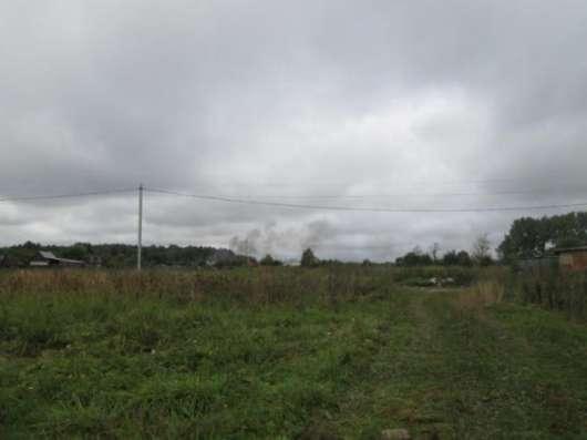 Продаётся земельный участок 12 соток в д. Горетово, ПМЖ, Можайское водохранилище в 900 метрах, 110 км от МКАД по Минскому шоссе. Фото 3