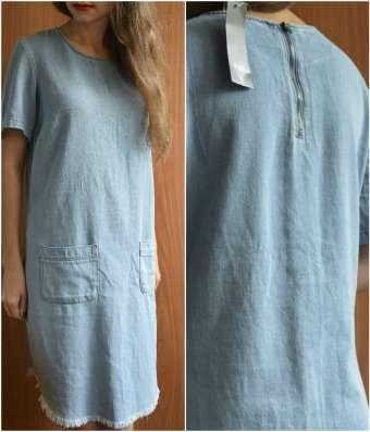 Джинсовое платье от f&f