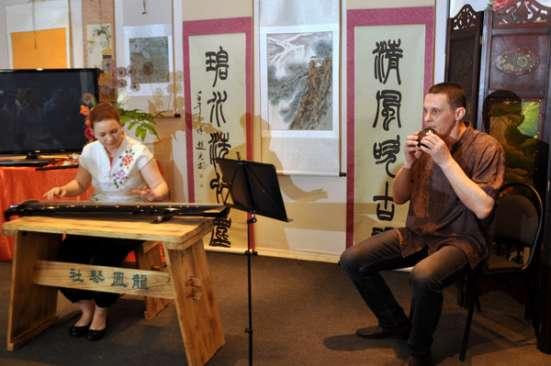 Уроки игры на бамбуковой флейте Сяо и глиняной окарине Сюнь в Лыткарино Фото 2