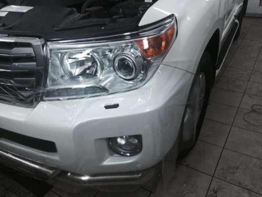 Бронирование кузова автомобиля плёнкой в Краснодаре