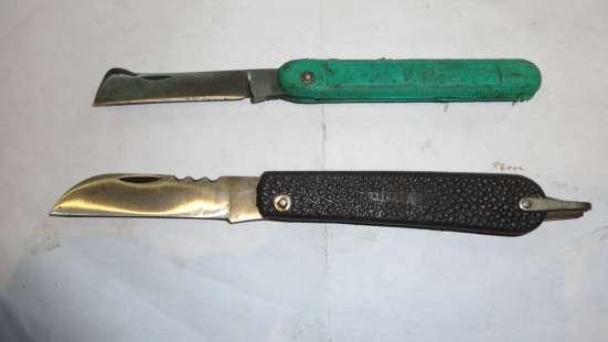 Нож монтерский раскладной СССР