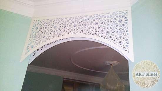 Изготовление декоративных решеток и экранов на радиаторы