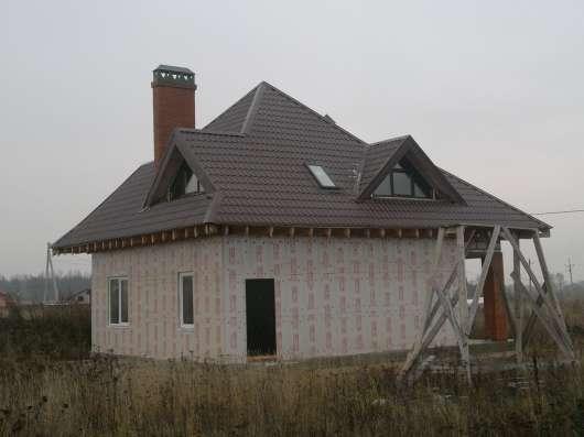 Дом в Большой Бремболе ж/п 128м2 на 15 сотках