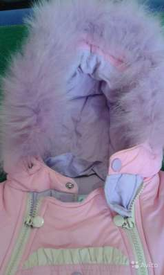 Комбинезон зимний Кико на девочку на рост 68-74 в Перми Фото 1