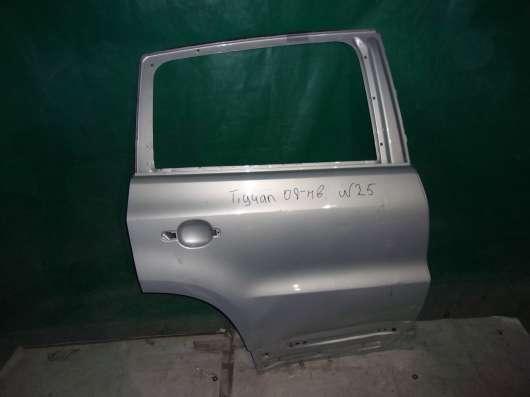 Задняя дверь правая Volkswagen Tiguan(08-н. в.)