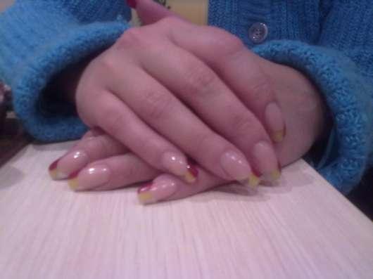 Маникюр, педикюр, наращивание ногтей (гель, акрил) виз