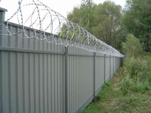 Установка ворот и заборов. в Ставрополе Фото 5