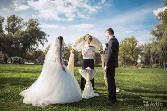 Эксклюзивное свадебное платье в Москве Фото 4