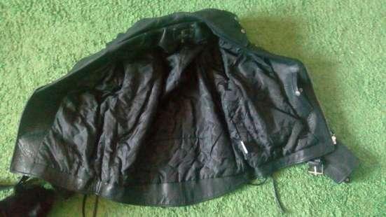 Кожаная куртка (косуха) в Воронеже Фото 3