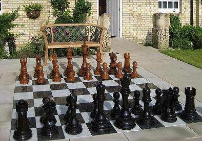 Шахматы, большие, напольные, парковые, ростовые, уличные