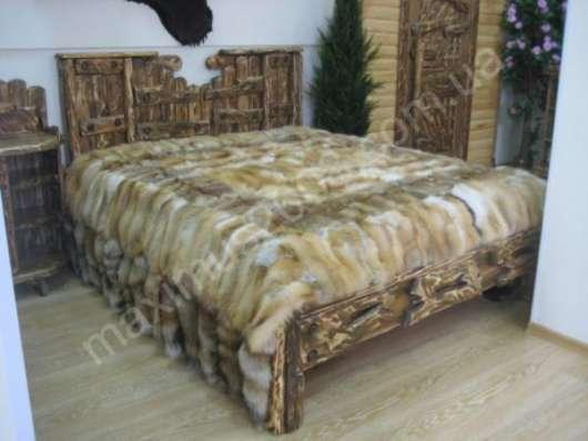 Кровати из дерева под старину в Екатеринбурге Фото 4