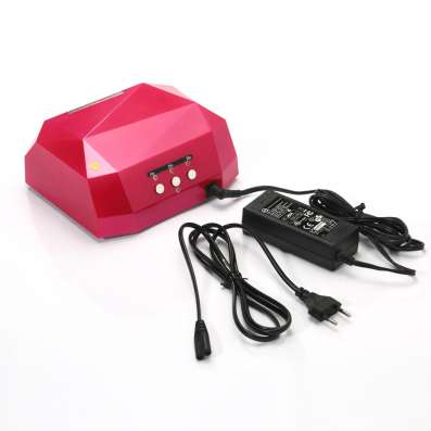 Лампа для сушки ногтей CCFL + LED с таймером Бриллиант 36В