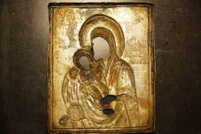Икона Матери Божьей «Утоли моя печали».