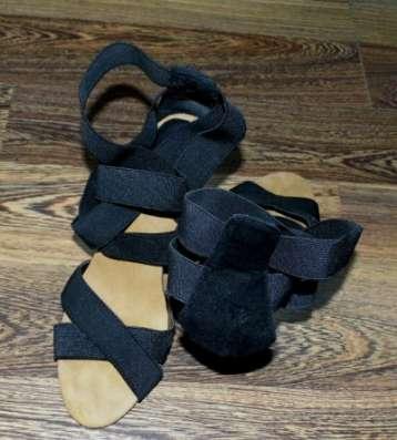 Туфли центро на резинках р.36 состояние