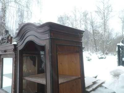 Старинная горка в Москве Фото 1