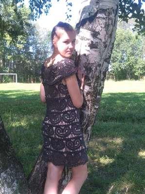 Платье ручная вязка в Ярославле Фото 2
