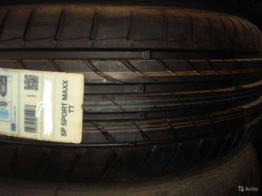 Новые Dunlop 225/45ZR17 Sport Maxx TT XL 94Y