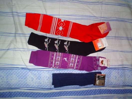 Носки, колготки, трикотаж и др