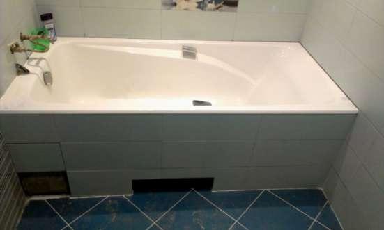 Ремонт ванных комнат под ключ в Раменском и Жуковском