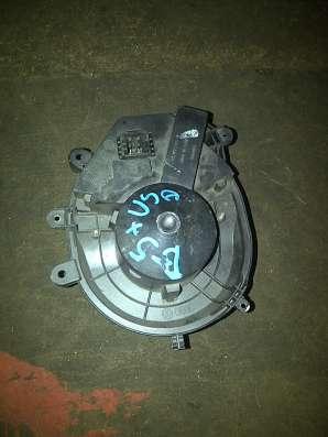 VW Passat B-5+ моторчик печки с кондиционером