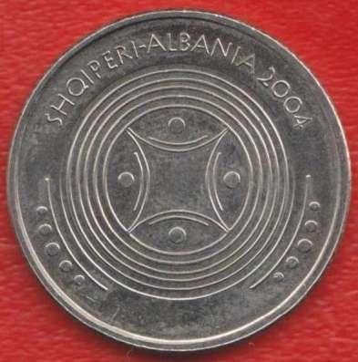 Албания 50 лек 2004 г. «Старина Дурреса» в Орле Фото 1