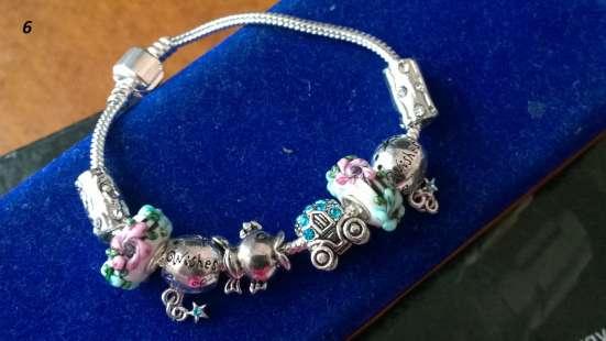 Реплика браслет Pandora в г. Северодонецк Фото 1