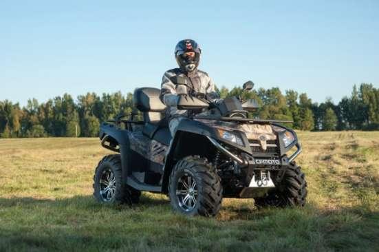 квадроцикл CF MOTO 800 X8 EPS в г. Симферополь Фото 3