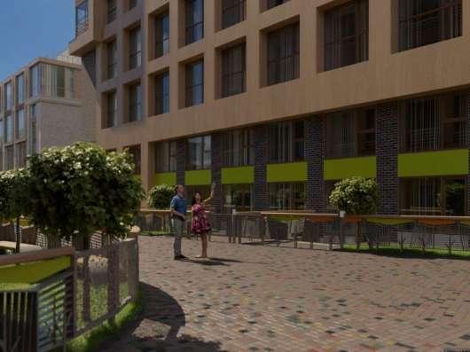 """Апартаменты в готовом комплексе бизнес - класса """"Парк Мира"""" в Москве Фото 3"""