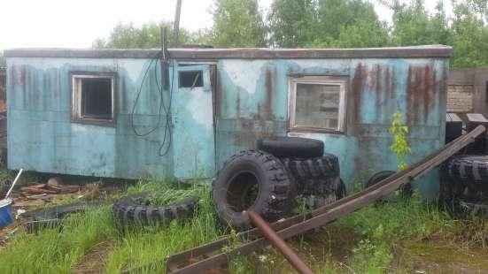 Продам вагончики-бытовки