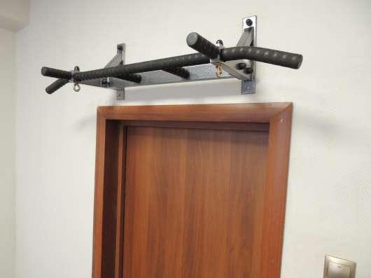 Турник над дверью ANTEY-MAX (диаметр хвата 35мм.)