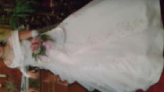 Свадебное платье 46-48 р