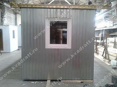 Бытовка строительная в Казани Фото 2