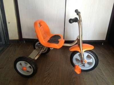 Предложение: трёхколёсный велосипед
